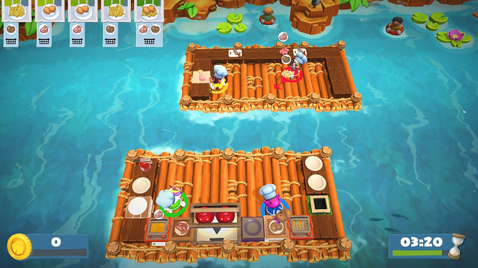 Overcooked! 2 Affiliate Overcooked Best indie games