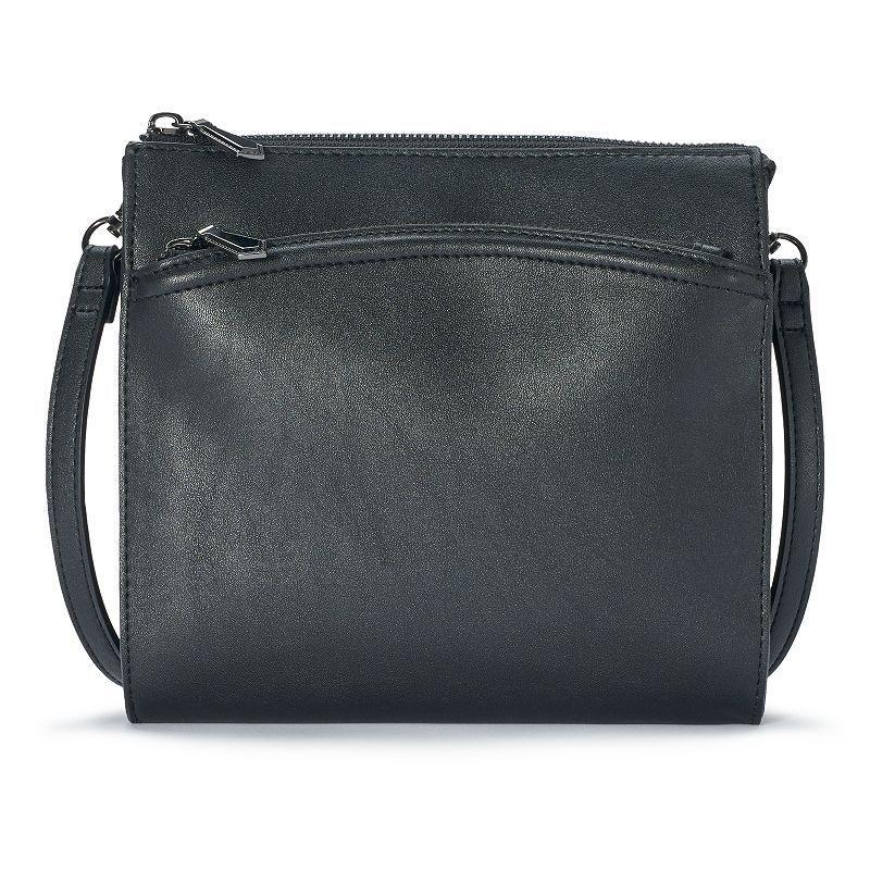Reed Arc Crossbody Bag, Women's, Black