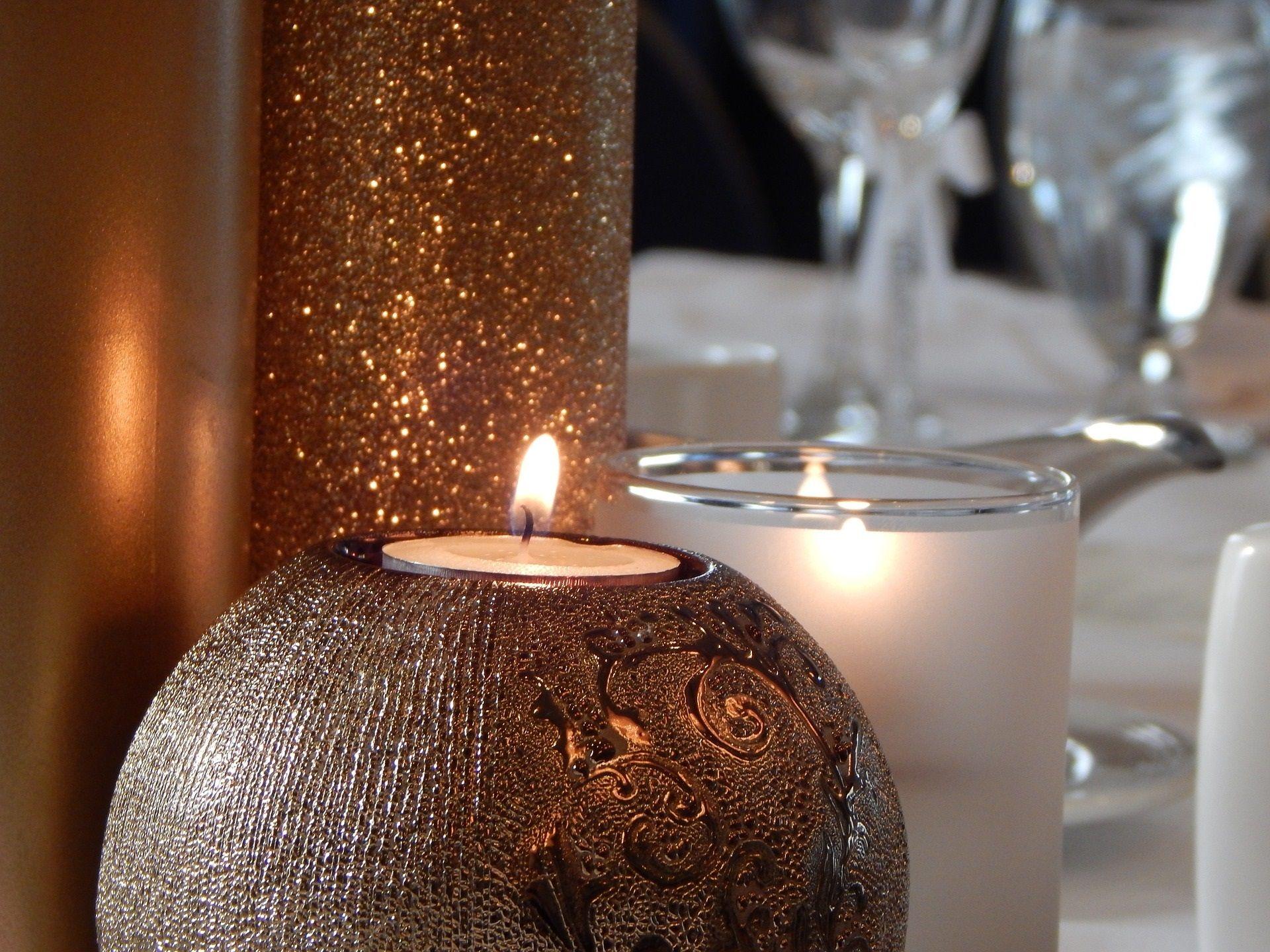 Kerzen Glas Spiegel Hochzeitstrends 2019 In 2020 Kerzen