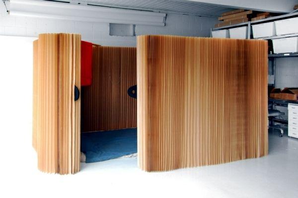 Biombos de papel para separar ambientes 24 fotos carton - Biombo de carton ...