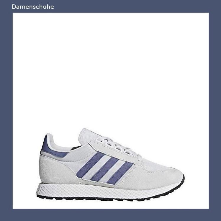adidas Damen Forest Grove W Fitnessschuhe, grau | Schuhe ...