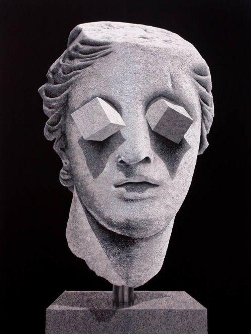 Daniel Arsham Arte Branca Arte Escultura Produ 231 227 O De Arte