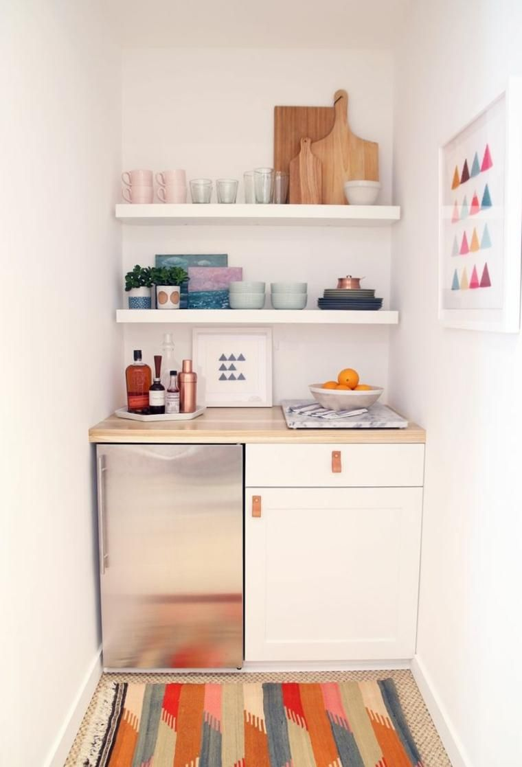mini-küchen - wie sie ihren raum optimal nutzen können
