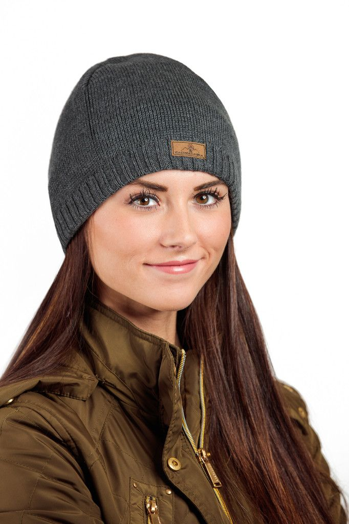 451681bcdaa CacheAlaska s Ski Hat Heather Grey. Look great camping