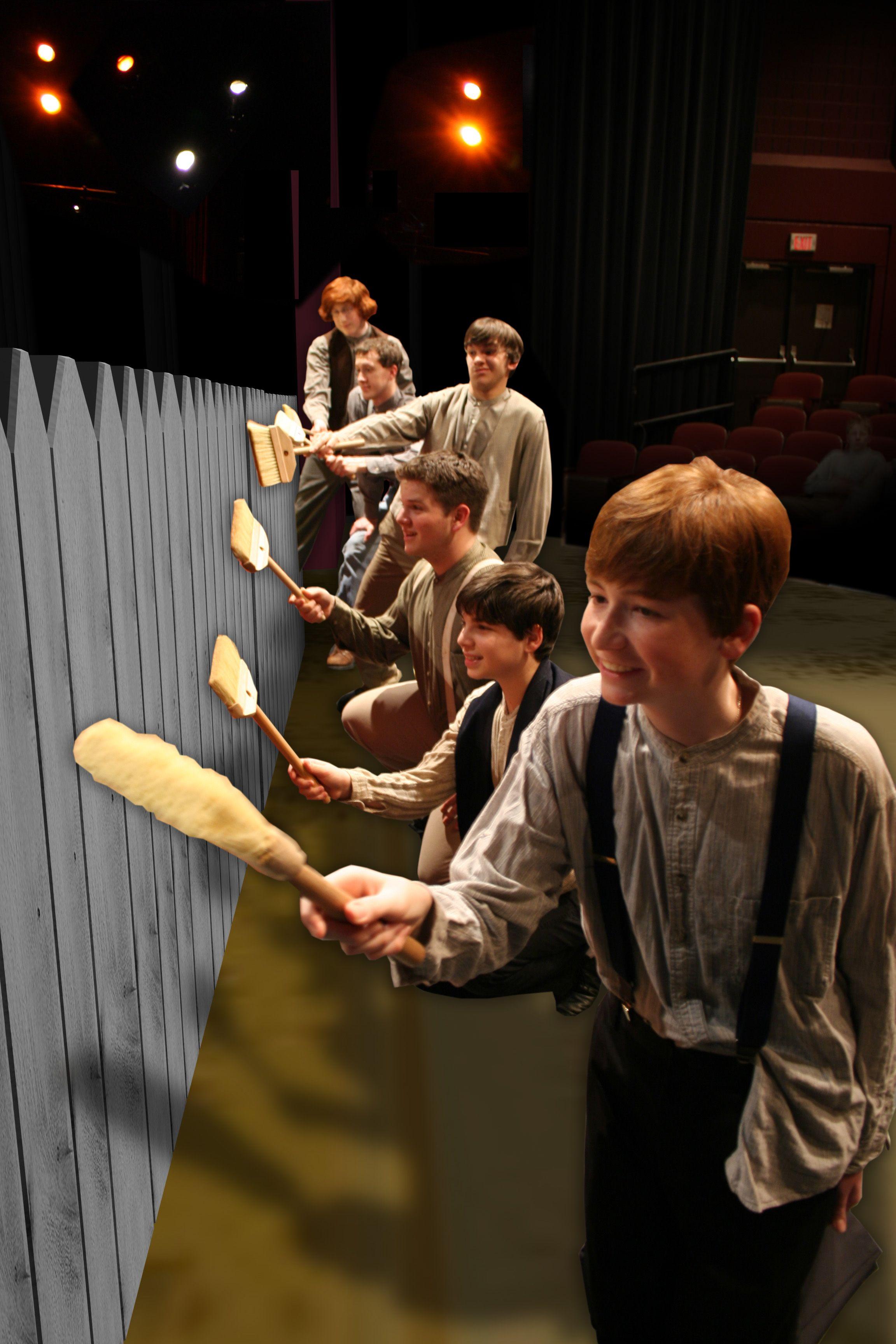 Tom Sawyer Broadway | The Adventures of Tom Sawyer the Broadway Musical.