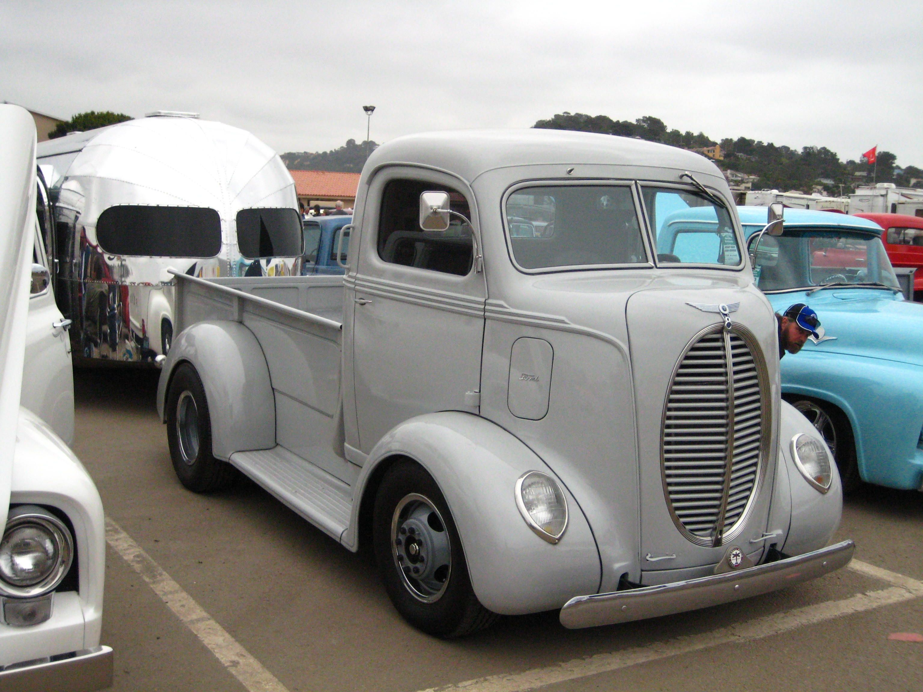 cabover trucks | another-cab-over.jpg | surf rods | Pinterest ...