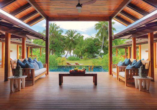 Desroches Island Lodge