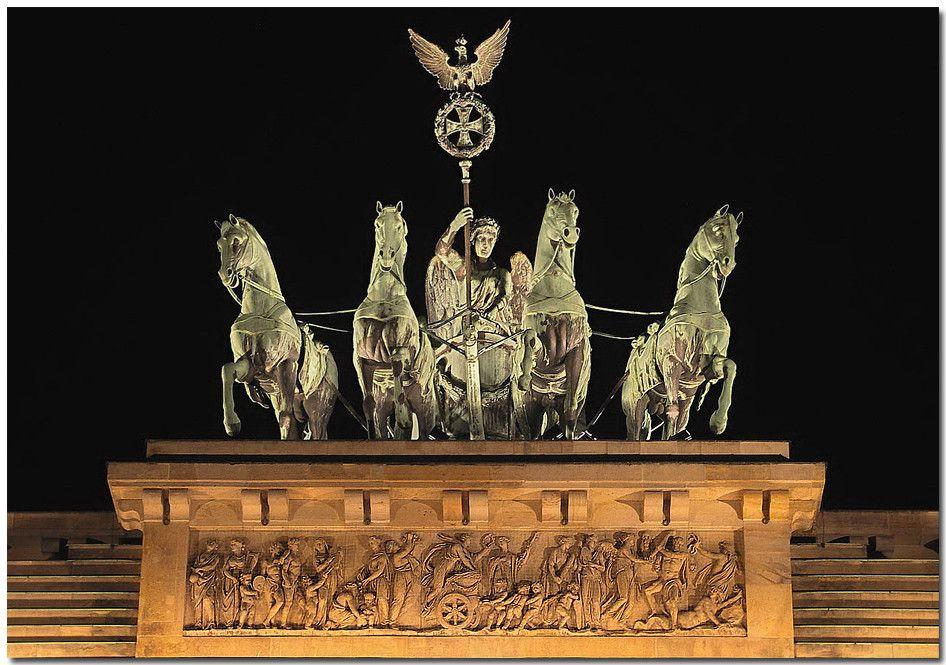 Quadriga Brandenburger Tor Quadriga Brandenburger Tor Brandenburger Tor Berlin