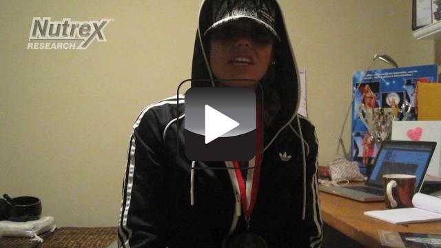 Nutrex Research - Videos: Larissa Reis's Video Blog #55