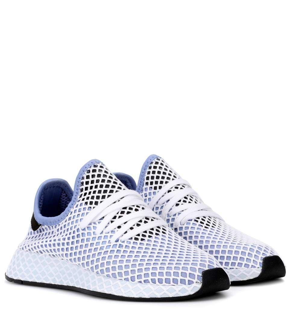 adidas originali deerupt corridore a sneakers scarpe da ginnastica