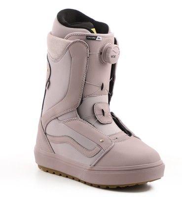 0d9536783d75eb Vans Encore OG Women s Snowboard Boots 2019 - sea fog gum - Free Shipping