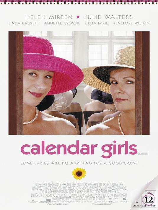 Free Calendar Girls Movie