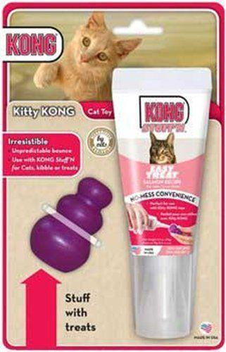 Kitty Kong Treat Dispensing Cat Toy