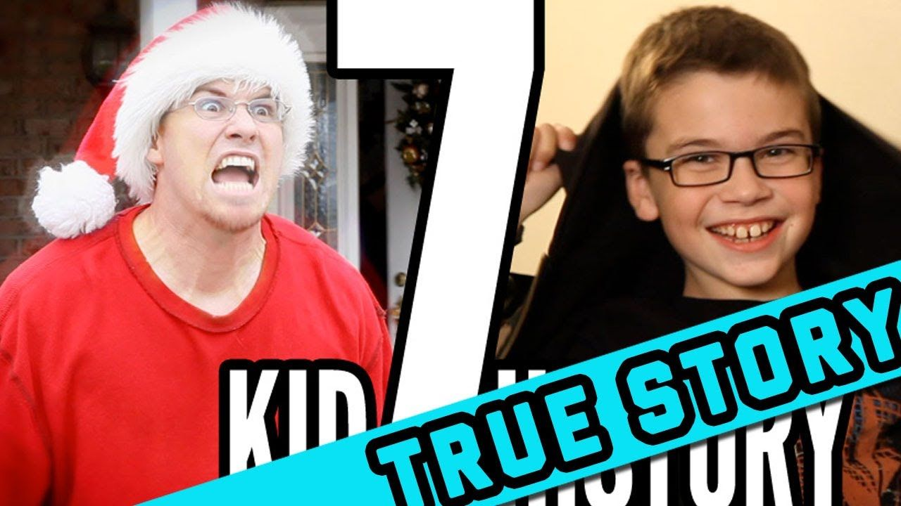 The True Story Interviews) Kid History: \