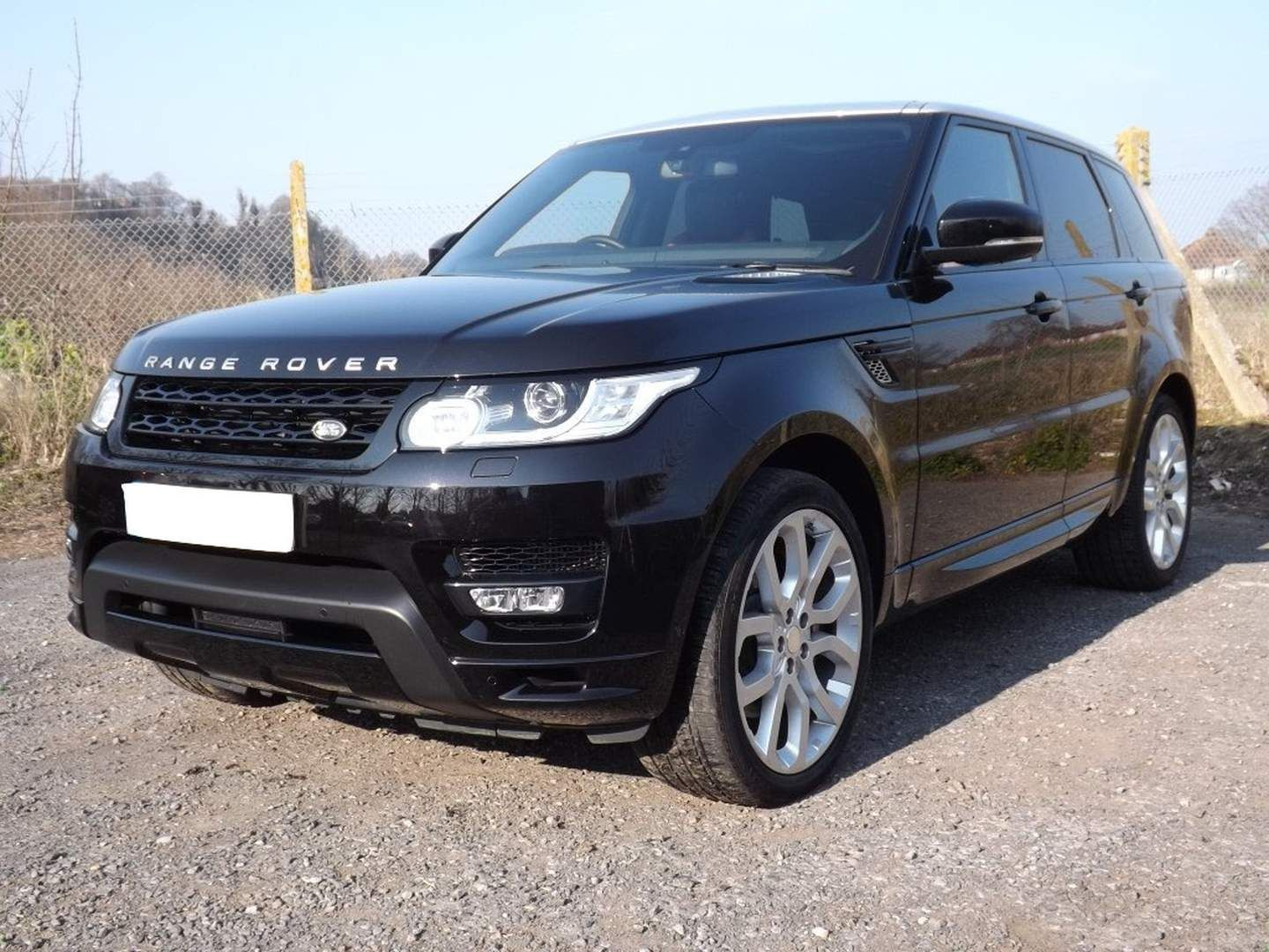 2013 Land Rover Range Rover Sport Sdv6 Autobiography