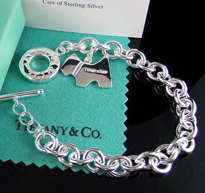 Tiffany and Co Dog Tag Bracelet I WANT