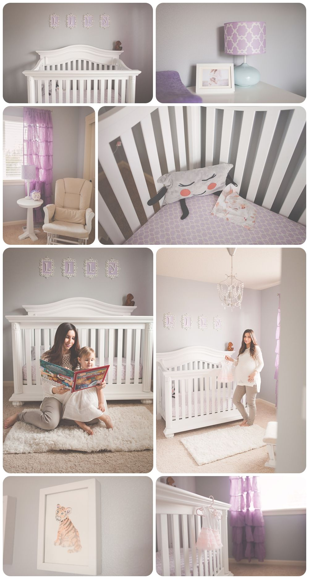 Nursery Shots Lifestyle Maternity Session Vancouver Wa Portland Or Photographer Brittany Chandler Photography
