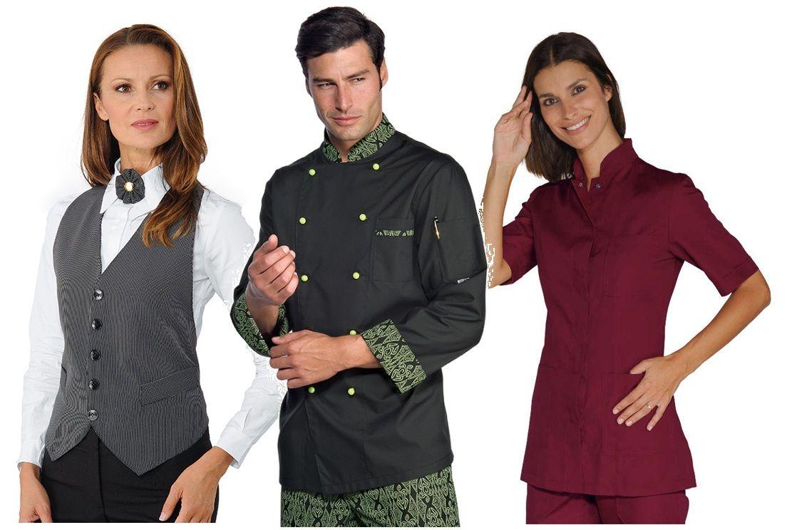 Abbigliamento da lavoro per Cuoco c65a2ab9207e