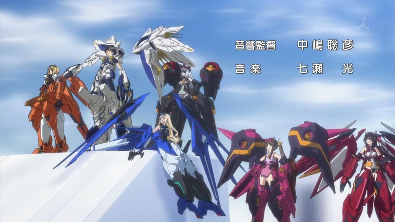 Infinite stratos 2 episode 1 review infinite anime
