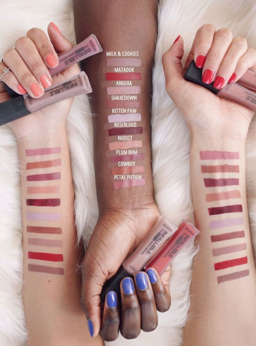 Infallible Loreal Infallible Pro Matte Matte Liquid Lipstick Liquid Lipstick