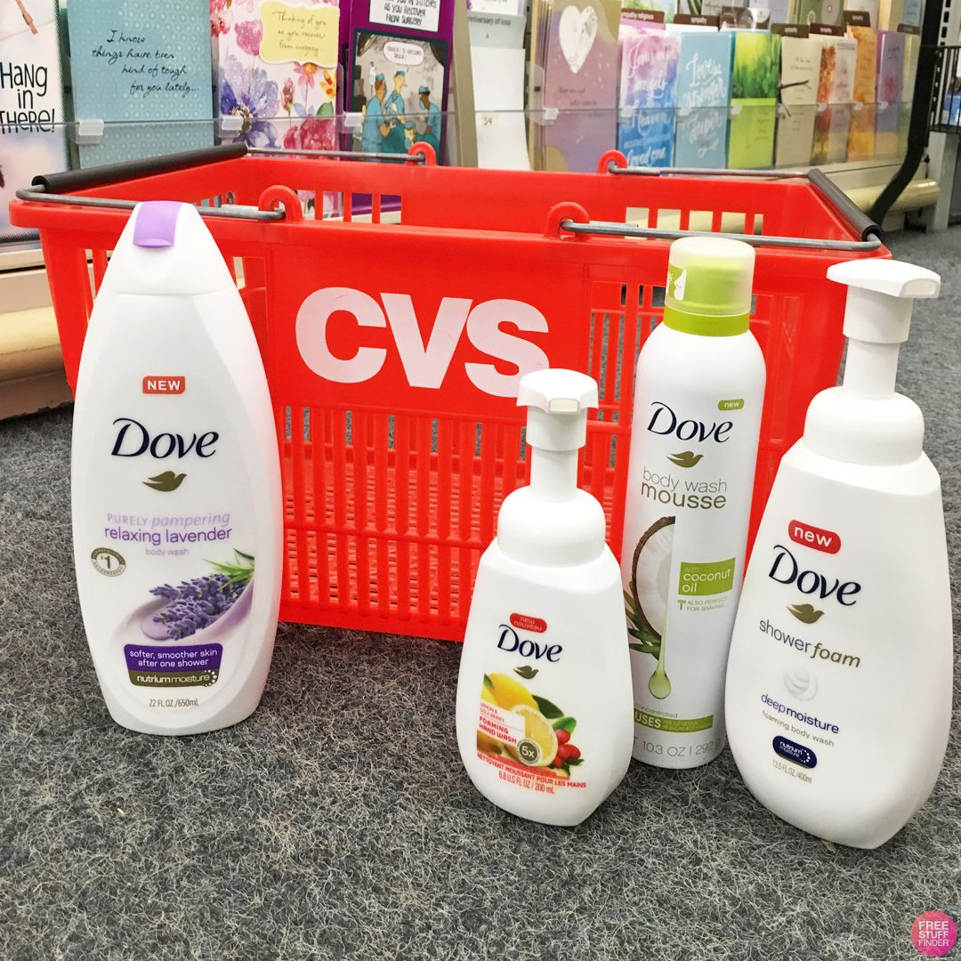 Score Dove Body Wash For Buy 2 Get 1 FREE at CVS (& Try