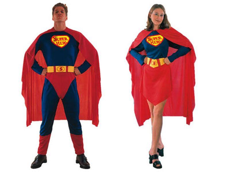Pareja disfraces de superh roes parejas disfraces - Difraces para carnaval ...