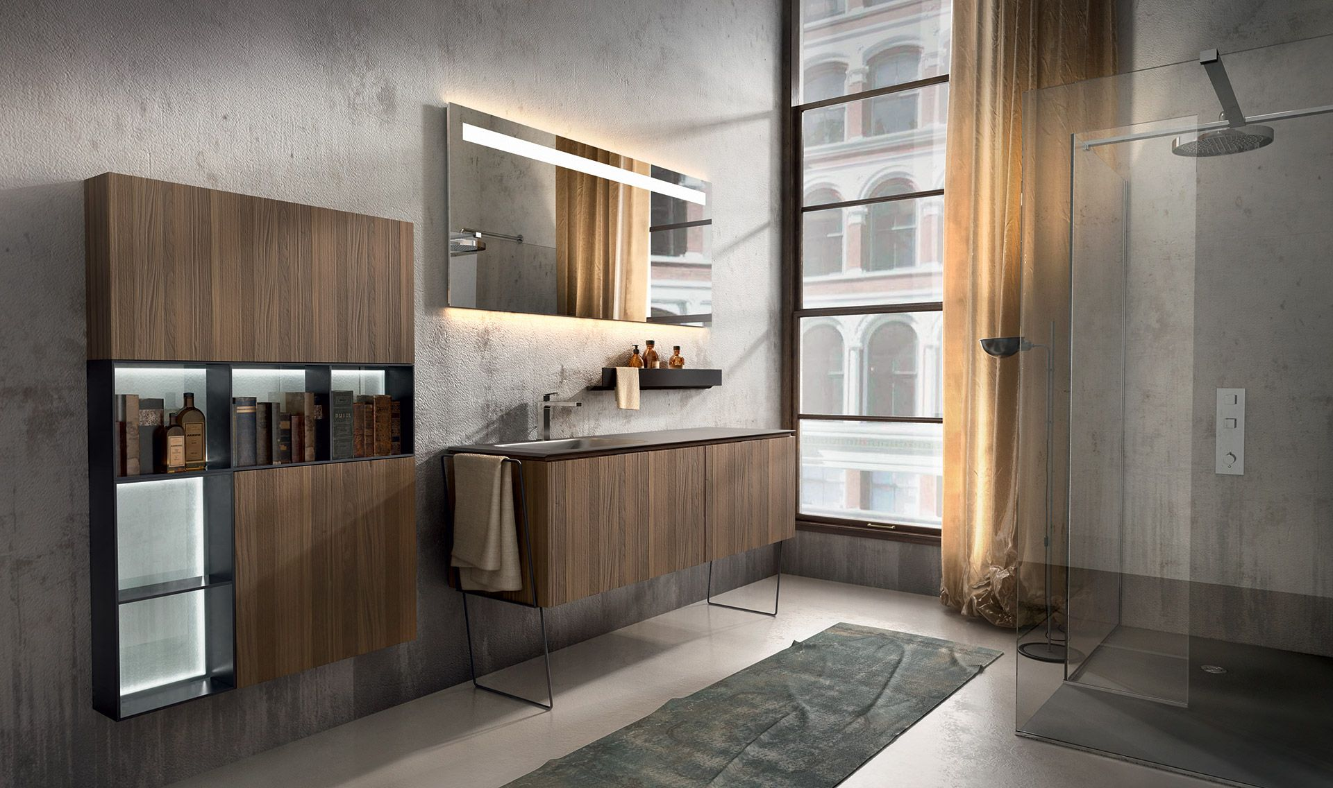 Kios bagno ~ Arredo mobile bagno mobilduenne qeen prop. 351q salle de bains