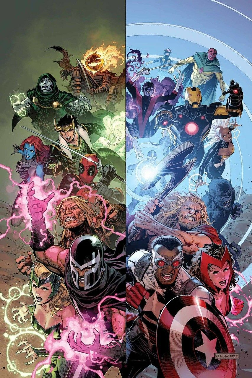 X Men Vs Avenger Marvel Comics Art Avengers Comics Marvel Comics