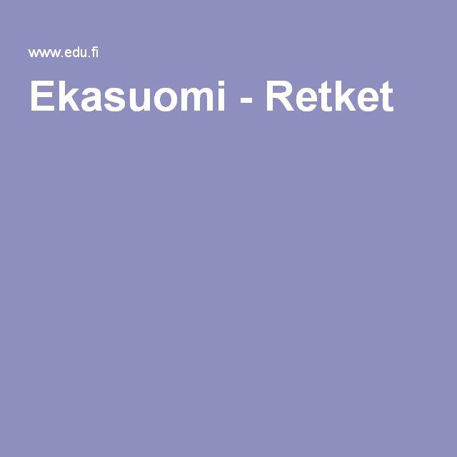 Ekasuomi - Retket