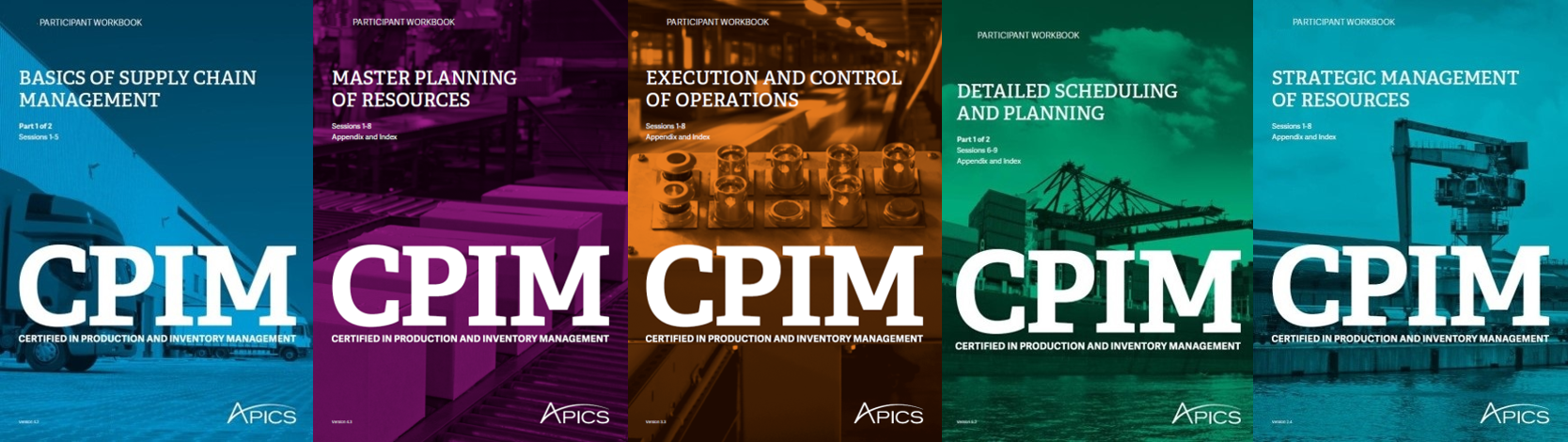 aChain - cursos APICS CPIM - BSCM, MPR, DSP, ECO e SMR - inscrições http://achain.com.br