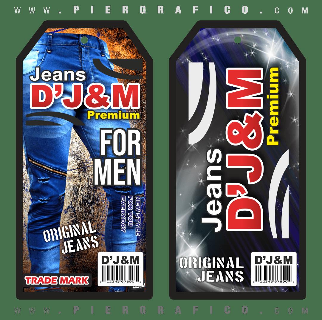 D'J&M Jeans