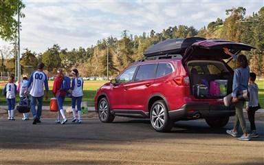 Is The 2021 Honda Pilot In Albuquerque Nm A Match For The Subaru Ascent In 2020 Honda Pilot Subaru Touring