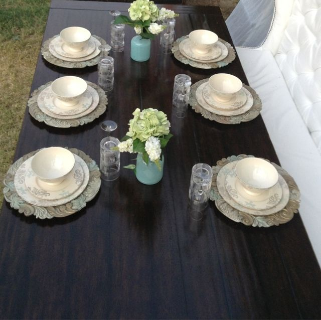 Garden Parties Ideas Set Awesome Romantic Garden Table Setting Outdoor Garden Party Ideas  Set . Inspiration Design