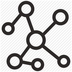 Social Connection Icon Google Search Social Icons Modern Logo Design Network Optimization