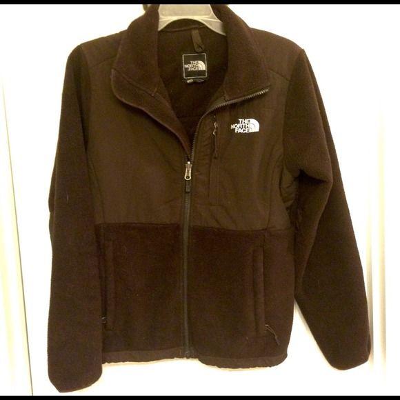 PRICE REDUCTION!!! North Face Denali Fleece Jacket Brown Northface Denali jacket! In great condition! North Face Jackets & Coats