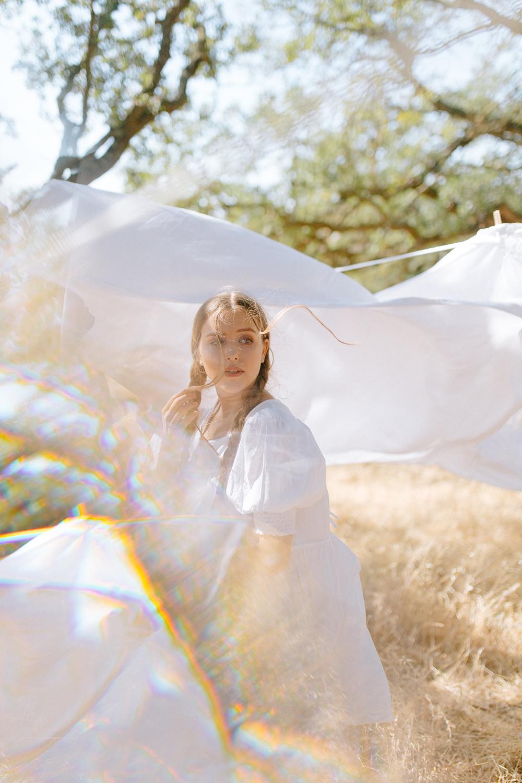 Laundry Day 35mm Film Kayla Kane — Sarah Ching Photography