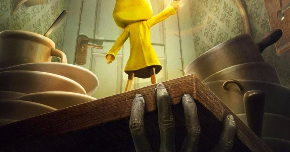 Little Nightmares review [Eurogamer.net] #Playstation4 #PS4 #Sony #videogames #playstation #gamer #games #gaming