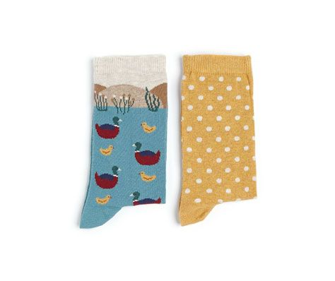 Pack of duck pattern socks - OYSHO