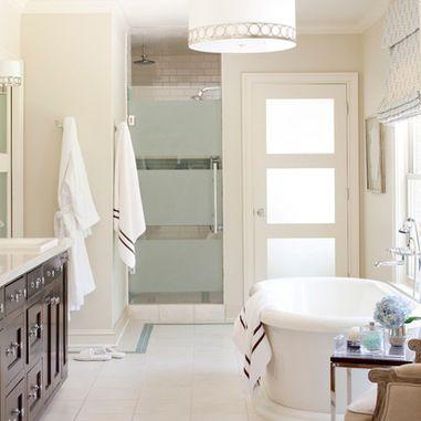 Glass Door Design Ideas, Pictures, Remodel and Decor Bath
