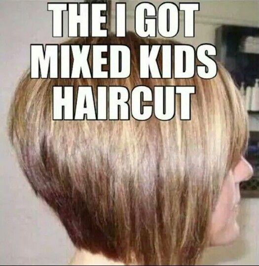 16++ I got mixed kids haircut ideas