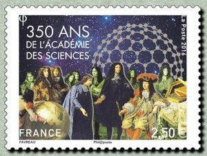 350 years of the Academy of Sciences.