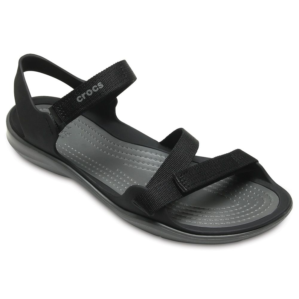 sprzedawca hurtowy Najlepiej wysoka jakość Crocs Swiftwater Webbing Women's Sandals | Crocs, Sandals ...