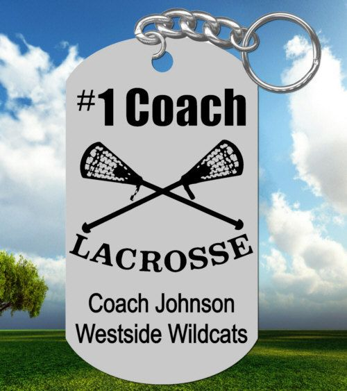 Lacrosse Coach Gift Personalized Free With By Bluemoonlasershop 9 95 Coach Gifts Cheer Coach Gifts Lacrosse Coach Gifts