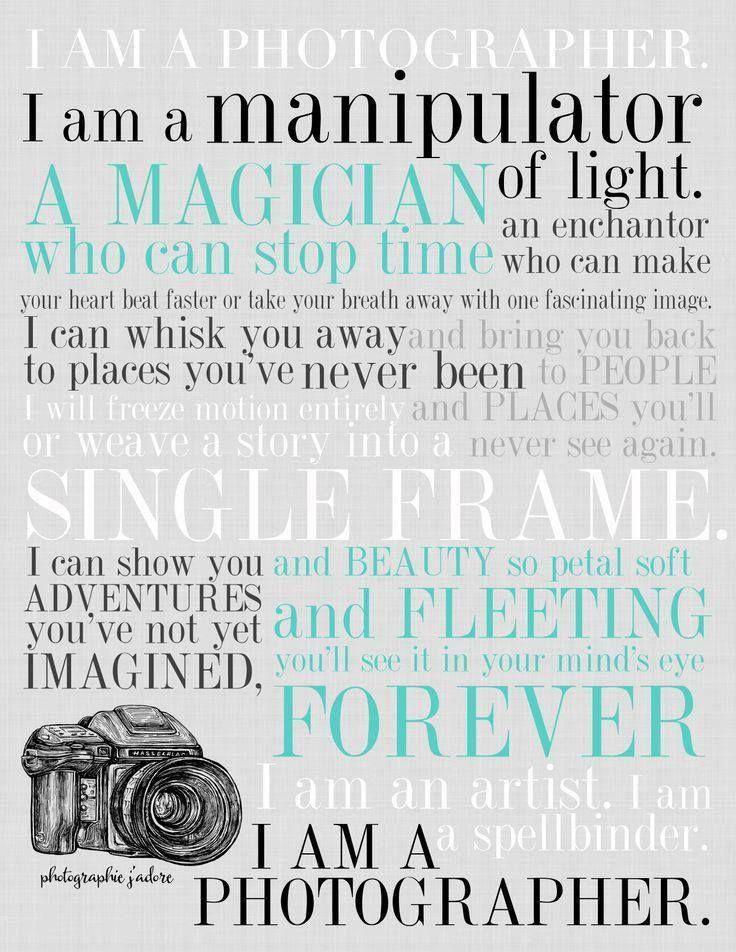 Wedding And Portrait Photographer Miami Nyc Quotes About Photography Photographer Quotes Funny Photography