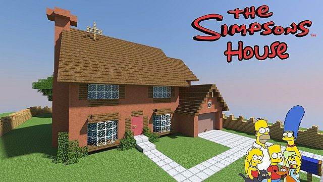 How To Build Springfield In Minecraft Step By Step