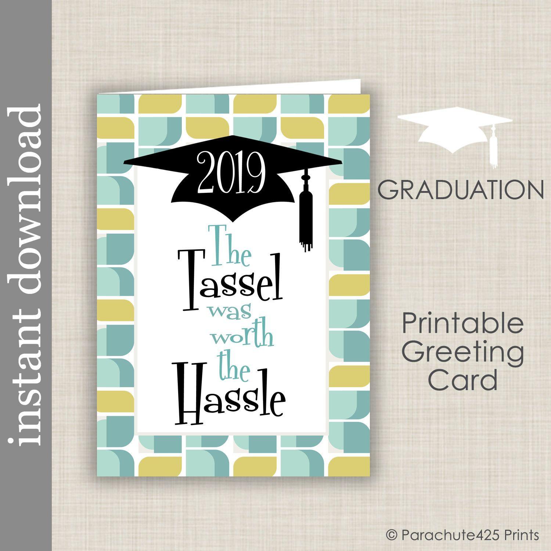 funny graduation cards printable