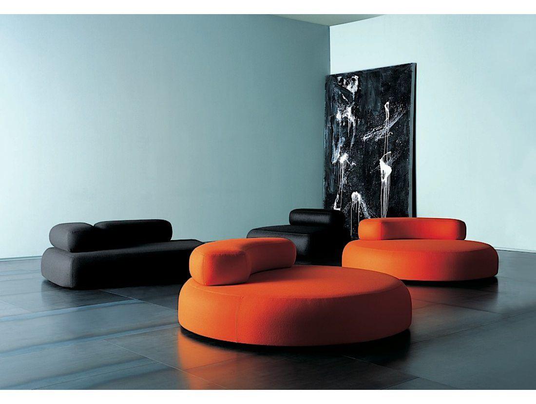 Living Divani Bubble Rock In Ruimte Bank Couches Chairs Stools  # Meuble Tv Plasma Design Divano