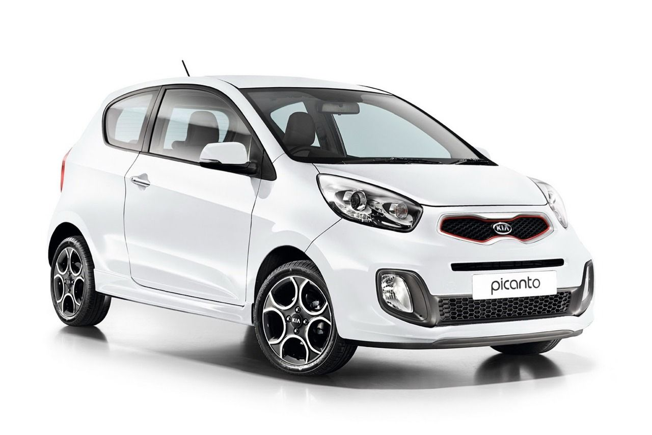 2013 Kia Picanto White Edition Uk Market This Kia Picanto Car