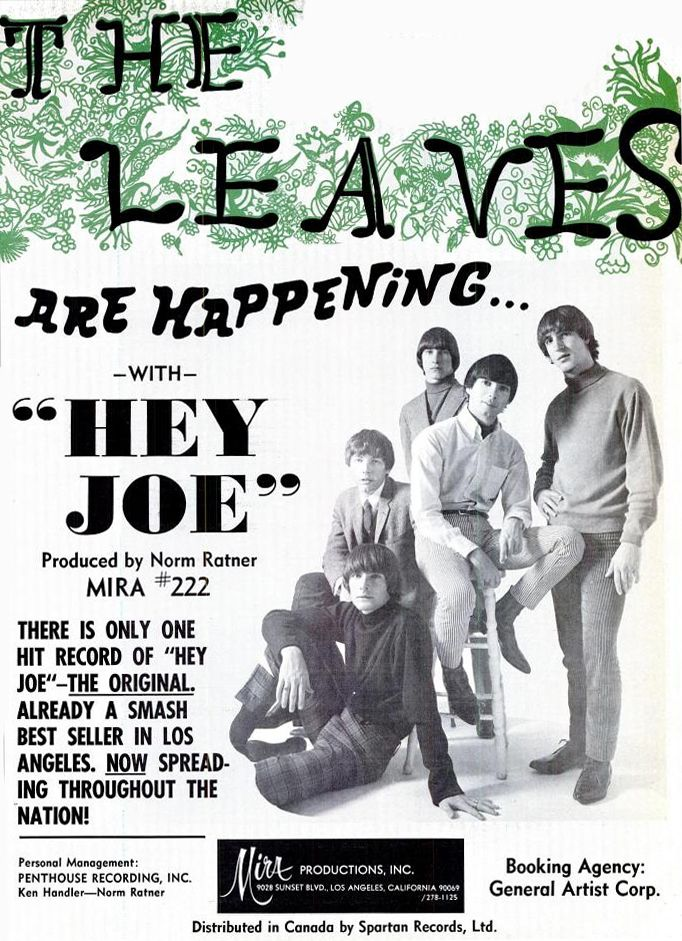 The Leaves Are Happening 1966
