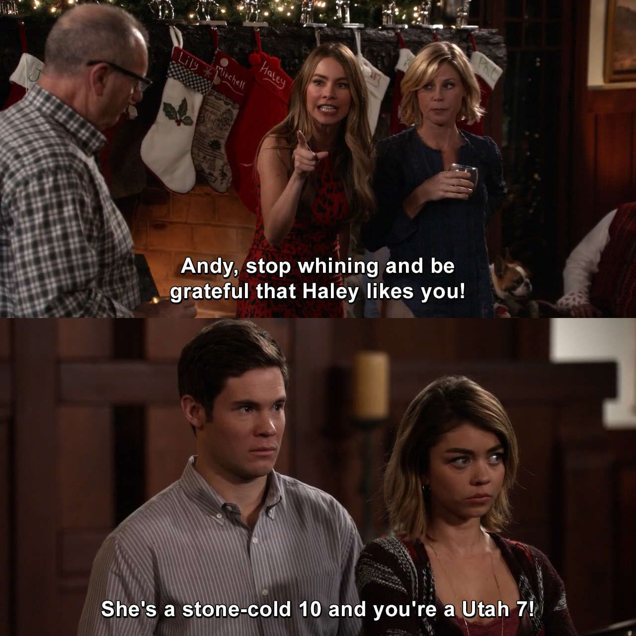 Funny Modern Family Quotes at Modern family